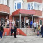 Заселение г.Альметьевск 2020